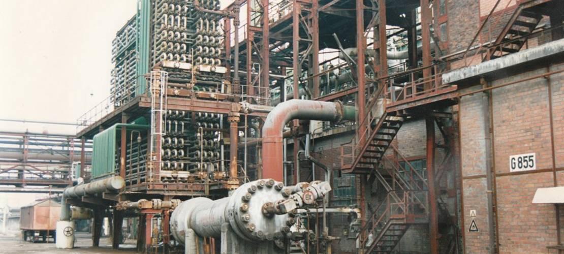 ammoniak anlage leuna 1991 01 klein